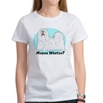 Mopsa Whatso? Women's T-Shirt