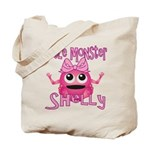 Little Monster Shelly Tote Bag