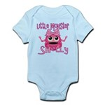 Little Monster Shelly Infant Bodysuit