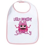 Little Monster Shelly Bib