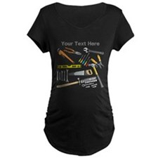 Tools with Gray Text. T-Shirt