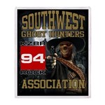 SGHA and 94 Rock (10 years) Throw Blanket