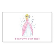 Princess. Custom Text. Decal