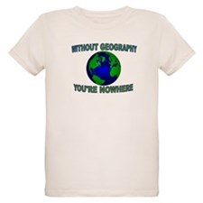 THE WORLD AWAITS T-Shirt