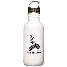 Motocross Water Bottle