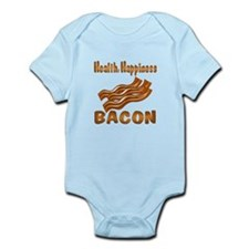 Bacon Happiness Infant Bodysuit