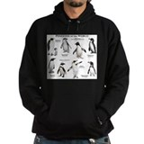 Penguins of the World Hoodie