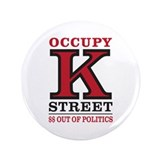 "99% / Occupy K St. 3.5"" Button"