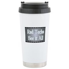 I See All. Ceramic Travel Mug