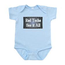 I See All. Infant Bodysuit