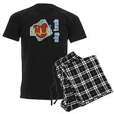 EKG Tech Pajamas