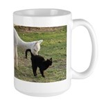 LET'S BE FRIENDS III™ Large Mug