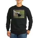 LET'S BE FRIENDS III™ Long Sleeve Dark T-Shirt