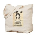Wanted: Snow White Tote Bag