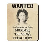 Wanted: Snow White Mousepad
