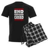 End Corporate Greed: Pajamas