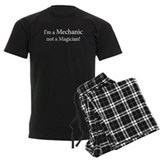 Mechanics Men's Pajamas Dark