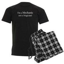 I'm a Mechanic not a Magician! Pajamas
