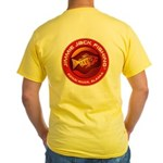 Team JJF Yellow T-Shirt