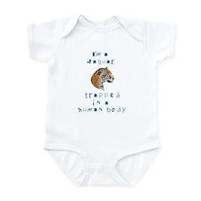 I'm a Jaguar Infant Creeper