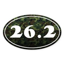 Marathon *camo* Decal