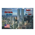 WTC, 9/11 Postcards (Package of 8)