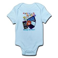 Cyber Monday-Bring It On! Infant Bodysuit