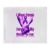 Cute Fibromyalgia Throw Blanket