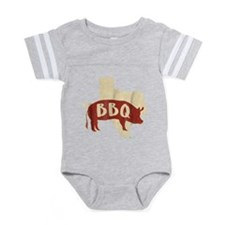 Funny Tux Infant Bodysuit