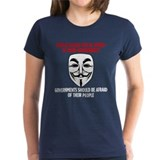 Occupy Wall Street Mask Tee