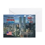 WTC & Real Voting Consequences Cards (10 Pk)