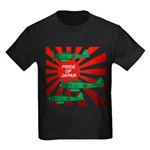 Zero-Fighter Kids Dark T-Shirt