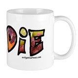Foodie, food drink lover Small Mug