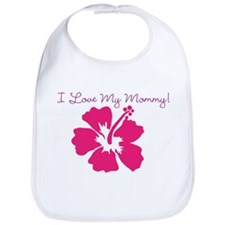 """I Love My Mommy"" Bib"