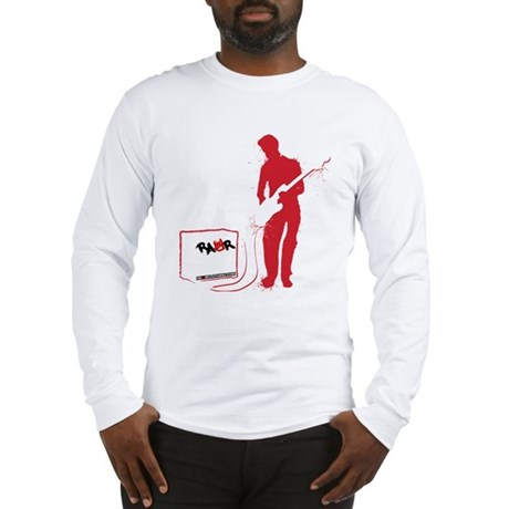 Rock Guitarist Long Sleeve T-Shirt