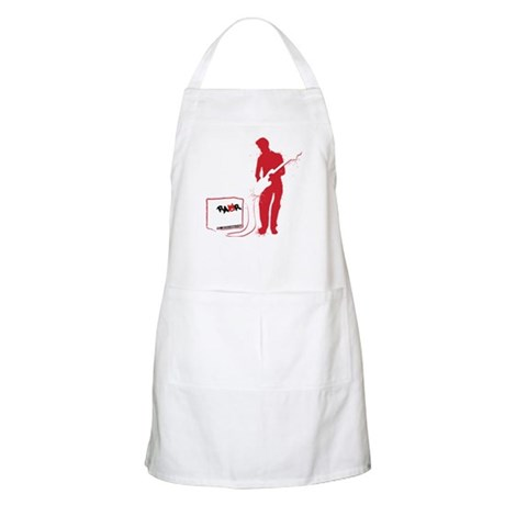 Rock Guitarist Apron