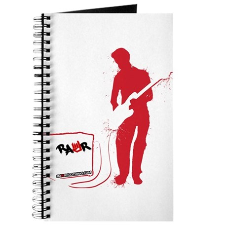 Rock Guitarist Journal