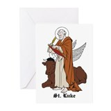 St. Luke Greeting Cards (Pk of 10)