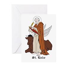 St. Luke Greeting Cards (Pk of 10)