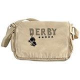 Cute Roller girl Messenger Bag