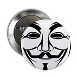 "Anonymous Mask 2.25"" Button"