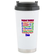 Dee Ceramic Travel Mug