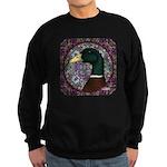 Mallard Circle Mosaic Sweatshirt (dark)