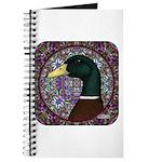 Mallard Circle Mosaic Journal
