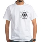 Roy Dawson &amp; the Bootleggers White T-Shirt