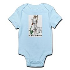 St. John the Baptist Infant Creeper