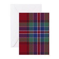 Tartan - MacRae of Ardentoul Greeting Cards (Pk of