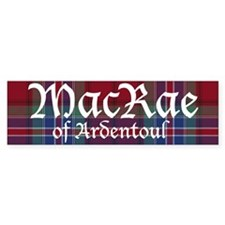 Tartan - MacRae of Ardentoul Bumper Sticker