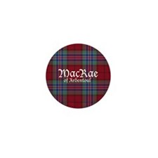Tartan - MacRae of Ardentoul Mini Button