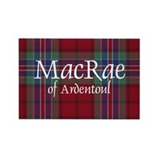 Tartan - MacRae of Ardentoul Rectangle Magnet (100